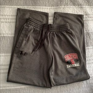 Under Armour Small Stanford loose sweatpants